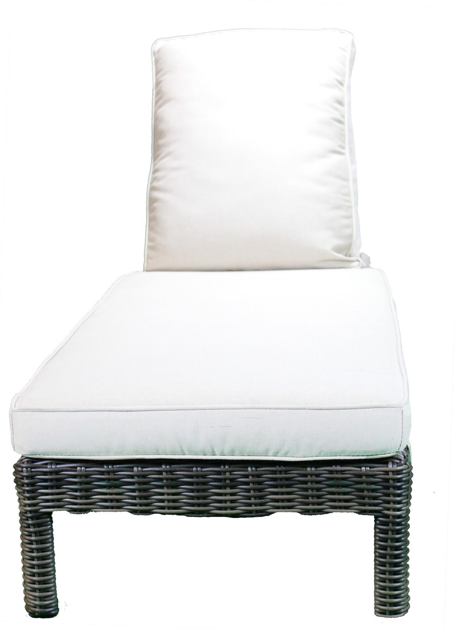Patio Furniture Chaise Cushions: Catalina Chaise
