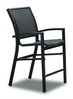 Kendall Wicker Stacking Balcony Chair