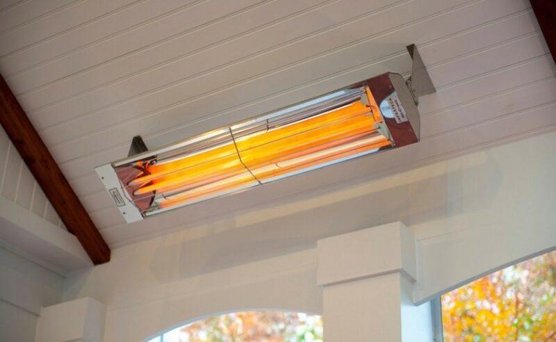 Infratech heater