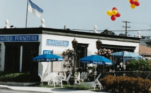 Hauser's Patio