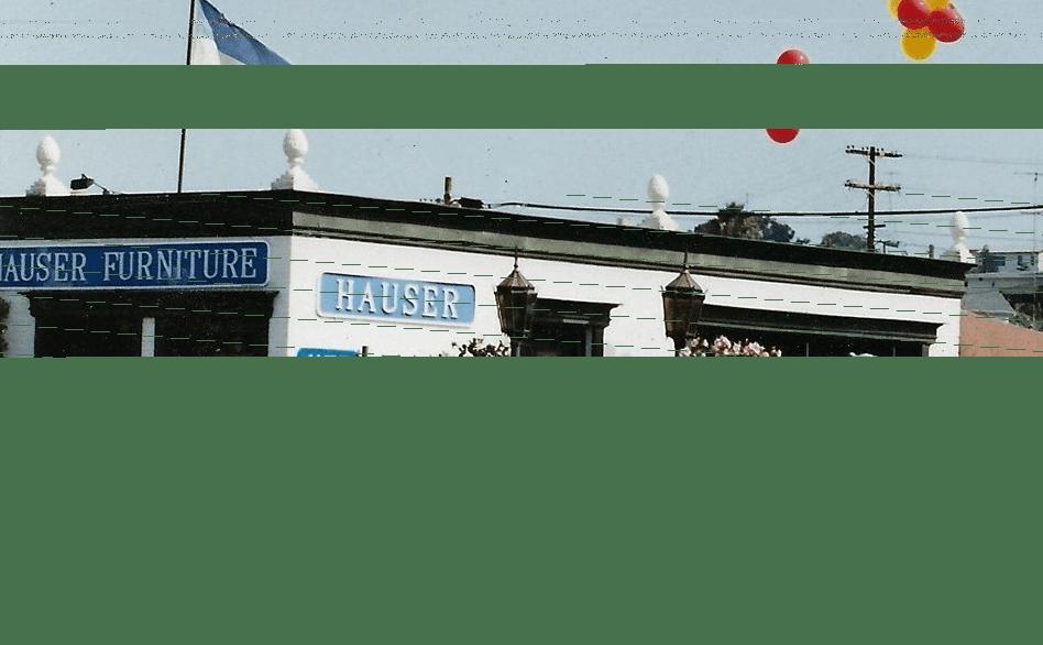 Hauser's Patio