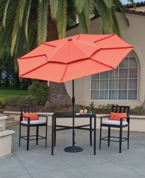 Treasure Garden umbrella