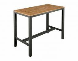 "Aura 28"" x 55"" Rectangular Dining Table"