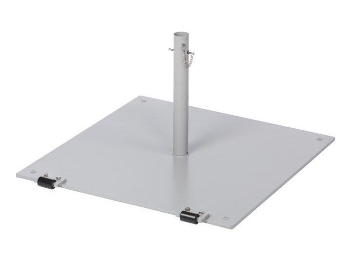 Parasol Base, Plate Freestanding W/ Wheels