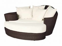 Dune Woven Daybed- Java
