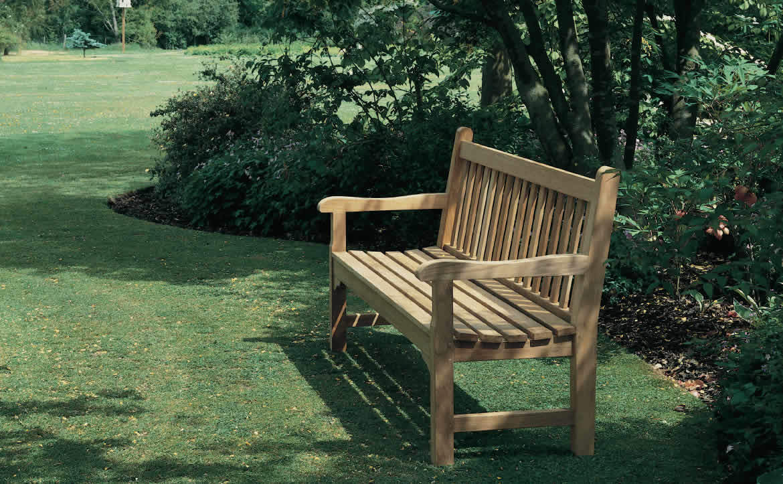 Barlow Tyrie garden bench