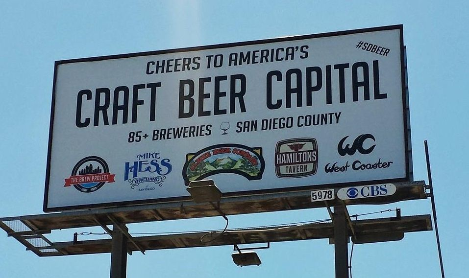 San Diego craft beer capital