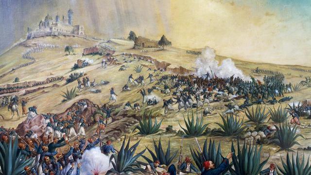 Celebrate Cinco de Mayo in San Diego
