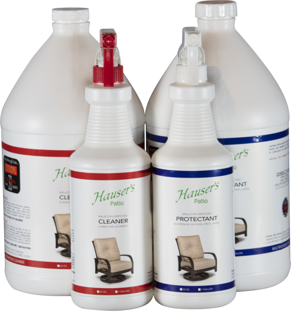Patio Furniture Cleaner and Protectant